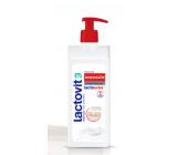 Lactovit Lactourea regenerating body lotion with a 400 ml dispenser