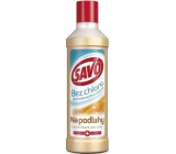 Savo Laminate surfaces without chlorine liquid cleaning and disinfecting preparation for floors 1 l