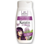 Bione Cosmetics Keratin & Chinin Regenerating Hair Conditioner 260 ml
