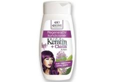 f6b0d2085381 ... Bione Cosmetics Keratin   Chinin regenerační kondicionér na vlasy 260 ml