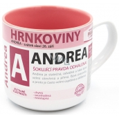 Do not Buy Pot Mug with the name of Andrea 0.4 liters