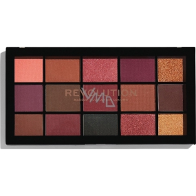 Makeup Revolution Re-Loaded Eye Shadow Palette Newtrals 3 15 x 1.1 g