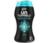 Lenor Unstoppables Fresh - Fresh fragrant beads for the washing machine give the laundry an intense fresh scent until the next wash 140 g