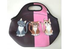 Albi Origonal DINNER BAG Cat 30 × 27 × 18 cm