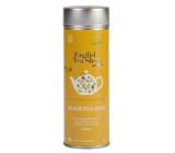 English Tea Shop Bio Black Chai Tea 15 pieces of biodegradable black tea pyramids in a recyclable tin jar 30 g, gift set