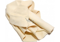 MaKro Buckskin wipe from genuine leather 1 piece