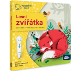 Albi Magical reading interactive mini-book Forest Animals for children from 2 years