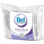 Bel Cosmetic Cotton swabs paper 160 pieces