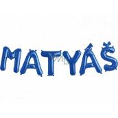 Albi Inflatable name Matyáš 49 cm