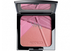 Artdeco Blush Couture Cross The Lines tricolor blush in a limited edition of 10 g