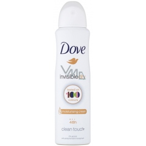 Dove Invisible Dry antiperspirant spray for women 150 ml