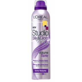 Loreal Paris Studio Line Silk Gloss Volume Spray Objemovy Sprej Na