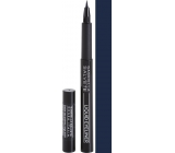 Gabriella Salvete Liquid Eyeliner In Pen liquid eyeliner in marker 03 Blue 1.2 ml