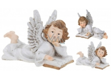 Angel ceramic wings glitter mix 21 x 14 1 piece