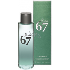 Pomellato 67 Artemisia shower gel unisex 200 ml