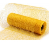 Ditipo Ribbon cobweb yellow 2 mx 75 mm 2817