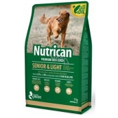 Nutrican Senior / Light Complete food for older dogs and dogs suffering from overweight 3 kg