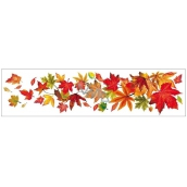 Room Decor Window foil without glue strip with autumn leaves 59 x 15 cm No.1