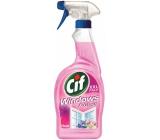 CIF čis.skla and windows Floral 750rozpr.růžový 3849