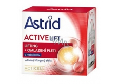 Astrid Active Lift OF20 rejuvenating rejuvenating night cream for mature skin 50 ml
