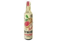 Kitl Syrob Grapefruit with 500 ml pulp