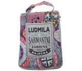 Albi Foldable bag with zipper called Ludmila 42 x 41 x 11 cm