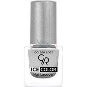 Golden Rose Ice Color Nail Lacquer mini nail polish 157 6 ml