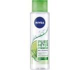Nivea Pure Detox Micellar detoxifying micellar hair shampoo 400 ml