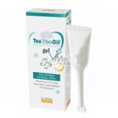 Dr. Muller Tea Tree Oil gel for intimate hygiene of a woman antibacterial treatment 7 x 7.5 ml