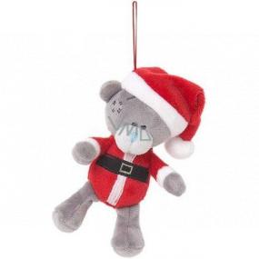 Me To You Teddy bear hanging Santa
