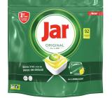 Jar Original All in One Lemon dishwasher capsules 92 pieces