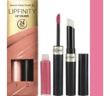 Max Factor Lipfinity Lip Color Lipstick & Gloss 022 Forever Lolita 2.3 ml and 1.9 g