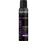 Syoss Full Hair 5 objem a plnost účesu pěnové tužidlo 250 ml