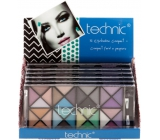 Technic Bright Eyes 32 Eye Shadow Cosmetic Cassette