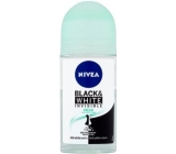 Nivea Invisible Black & White Fresh ball antiperspirant deodorant roll-on for women 50 ml