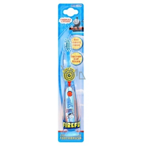 Thomas & Friends - Lokomotiva Tomáš Soft flashing toothbrush for children with a 1 minute timer