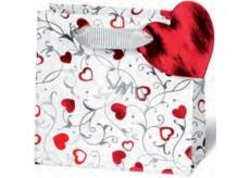 BSB Gift Bag Large 36 x 26 x 14 cm Heart LDT 362-A4