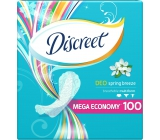 Discreet Deo Spring Breeze multiform panty intimate pads for everyday use 100 pieces