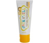 Jack N Jill BIO Banana natural toothpaste for children 50 g