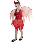 Carnival costume Devil children size M