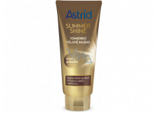 Astrid Summer Shine Toning body lotion dark skin 200 ml