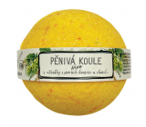 Bohemia Gifts Pivrnec with extracts of brewer's yeast and hops sparkling foamy ball 100 g