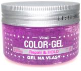 Vitali Color Repair & Hold Aloe Vera style firming hair gel 190 ml