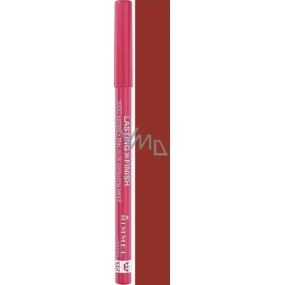 Rimmel London 1000 Kisses Stay On Lip Liner 045 Café Au Lait 1.2 g