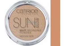 Matt Bronzing Powder Catrice Sun Glow 030 Medium Bronze 9.5 g