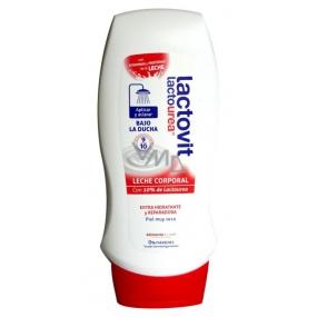 Lactovit Lactourea regenerating body lotion for the shower 230 ml