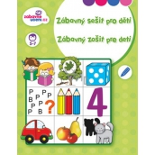 Ditipo Funny notebook for children 5 -7 years 16 pages 215 x 275 mm