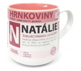 Do not Buy Pot Mug with the name of Natalia 0.4 liters