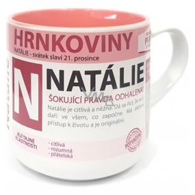 Do not Buy Pot Mug with the name of Natalia 0.4 liters