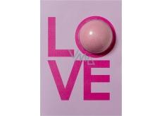 Bomb Cosmetics Love Card Sparkling card with ballistics 40 g